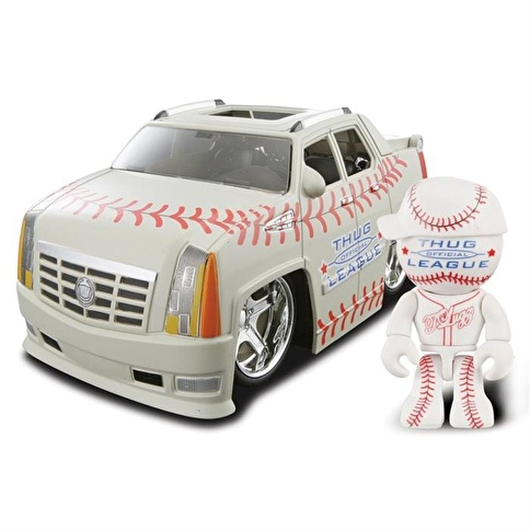 Maisto Maisto Cadillac Escalade 07 Big League Araba Tlugz Renkli